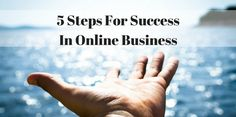 Have you ever wondered what all the steps for success in online business, or success in mlm business, or success in network marketing were? As I mentioned in my last blog post, I listened to a morning wake up call given by Steven Rachel in MLSP. In that post I mentioned 4 Tips To [ ] The post 5 Steps For Success In Online Business appeared first on Mark Nelson Online.