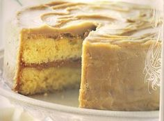 The Pastry Chef's Baking: Gigi's Fabulous Caramel Cake Frosting Recipes, Cake Recipes, Pumpkin Upside Down Cake, Caramel Icing, Pear Cake, Pear Recipes, Healthy Recipes, Butter Pecan, Round Cakes