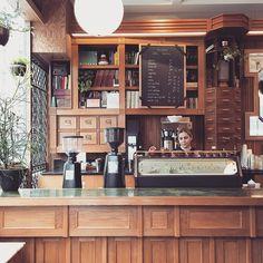 Stumptown Coffee | Greenwich Village, New York