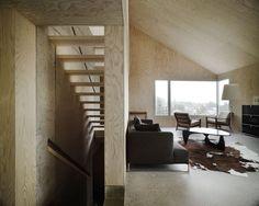 Single Family House By Andreas Fuhrimann Gabrielle Hächler Architects In Zurich Oberland, Switzerland | Yatzer