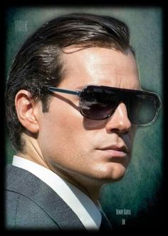 e4c905143df Henry Cavill wears Thierry Lasry Bowery black aviator sunglasses in The Man  From U.