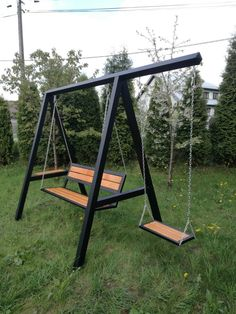 Welded Furniture, Iron Furniture, Steel Furniture, Industrial Furniture, Furniture Design, Cool Welding Projects, Metal Art Projects, Welding Ideas, Woodworking Projects