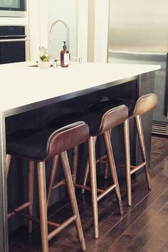 Trendy Kitchen Bar Stools With Backs Islands Chairs Cool Bar Stools, Bar Stools With Backs, Modern Bar Stools, Counter Height Bar Stools, Vintage Bar Stools, Small Bar Stools, Timber Bar Stools, Copper Bar Stools, Black Counter Stools