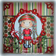 Designette: The Paper Nest Dolls
