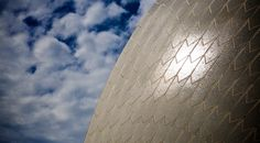 Dach des Sydney Opera Houses, Sydney, Australien | Roof of the Sydney opera house