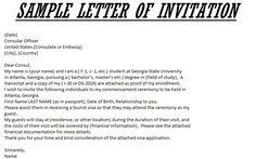 invitation letter for us visitor visa template se9wfx03