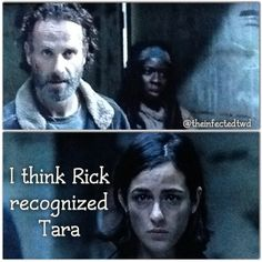 I wonder if he did?  (maybe.... but I don't think it's a game changer.  Rick knew that the people with the Gov. didn't know what was going on really.)