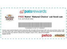 Free Nutro Cat Food at Petco - http://getfreesampleswithoutsurveys.com/free-nutro-cat-food-at-petco