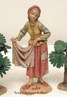 "Women with Child Roman Fontanini 5/"" /""Alexandra/"" 54067"