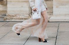 Paris Fashion Week: Street Style