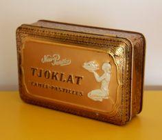 Tjoklat chocolade.
