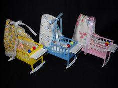 RETRO POSTÝLKY IGRA PRO PANENKY Vintage Toys, Retro Vintage, Doll Furniture, Childhood Memories, Toddler Bed, Dolls, Baby, Toys, Childhood Toys