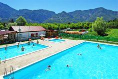 Camping Lago di Levico - Levico Terme, Garda Lake - Gardalake.com