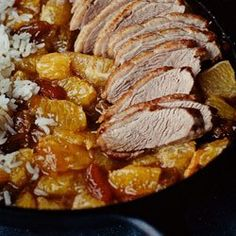 Duck breast with orange-ginger sauce served Goose Recipes, Duck Recipes, Orange Recipes, Fish Recipes, Great Recipes, Favorite Recipes, Homemade Jerky, Fish And Meat, Everyday Food