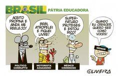 Brasil, pátria educadora