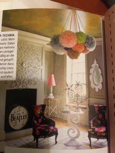 Beatles, Interior Design, Frame, Home Decor, Polka Dots, Design Interiors, Homemade Home Decor, Home Interior Design, Interior Architecture