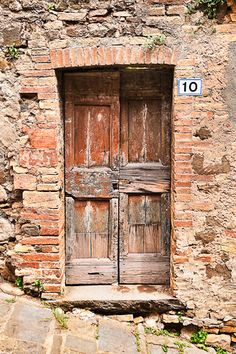 Door Series - Montalcino | dgt0011 | Flickr