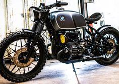R Cafe, Cafe Bike, Bmw Cafe Racer, K100 Bmw, Bmw Vintage, Build A Bike, Custom Bmw, Nine T, Moped Scooter