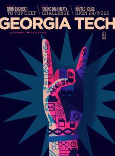 12 Best Alumni Magazine Images Editorial Design Editorial