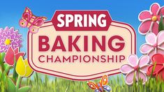 It's time for the country's top bakers to take on springtime treats, as eight bakers enter the kitchen to show off their superb baking skills! From Mother's Day brunches and family picnics to birthday parties and weddings, there's a lot of spring baking to do. To survive the challenges from week to week, the bakers must prove their abilities in front of our returning tough-love judges: Duff Goldman, Lorraine Pascale and Nancy Fuller. Hosted by Bobby Deen, this baking champions...