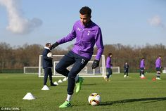 Mauricio Pochettino holds talks with Dele Alli in bid to get Tottenham starlet to tone down his naughty behaviour on the pitch