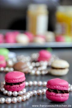 Alles über das Backen von Macarons