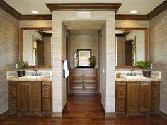 Nature's Bathroom Retreat : PDI : Bathrooms : Pro Galleries : HGTV Remodels