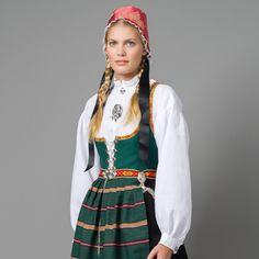 . Folk Costume, Costumes, Folk Clothing, Norway, My Style, Oslo, Clothes, Fashion, Scale Model