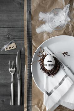 42 CLASSY SCANDINAVIAN EASTER DECORATIONS..... - Godfather Style