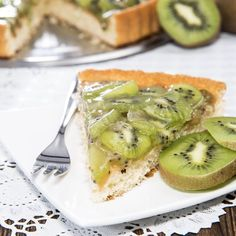 On dit oui au kiwi avec ces 15 recettes Tarte aux kiwis Tarte Aux Kiwis, Kiwi Recipes, 20 Min, Avocado Toast, Potato Salad, Fruit, Vegetables, Healthy, Breakfast