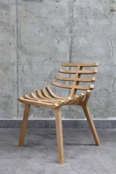 Skeleton chair by Doron Livne at Coroflot.com
