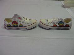 Custom Chuck Taylors for Converse