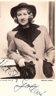 Nataša Gollová (27 February 1912 – 29 October 1988)
