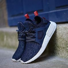 timeless design d0d68 7b915 Zapatillas Adidas Originals NMD XR1 PK para chica color marino