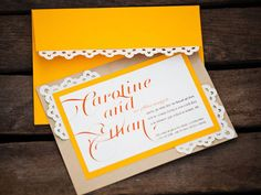 Lots of good info about making wedding invitations!! SERIOUSLY.