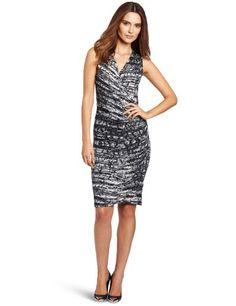 Velvet Women's Tawdie Marble Print Tank Dress « Clothing Impulse