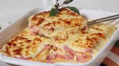 Lasanha de pão - http://www.receitassupreme.com.br/receita-de-lasanha-com-base-de-pao-de-forma/