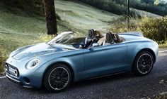 MINI Superleggera Vision Concept • Highsnobiety