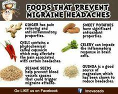 Migraine prevent
