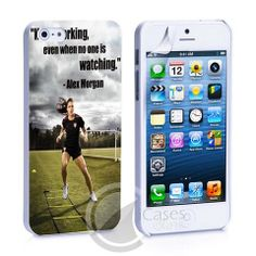 alex morgan keep working iPhone 4, 4S, 5, 5C, 5S Samsung Galaxy S2, S3 – iCasesStore