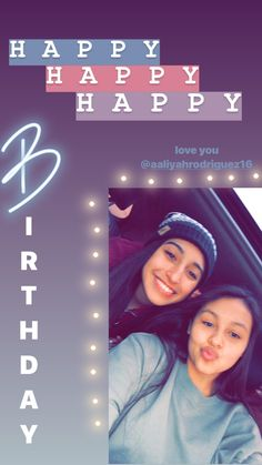 48 Ideas For Birthday Friend Pictures Friends Instagram, Creative Instagram Stories, Instagram And Snapchat, Instagram Story Ideas, Instagram Quotes, Instagram Story Questions, Happy Birthday Best Friend Quotes, Sister Birthday Quotes, Sister Quotes
