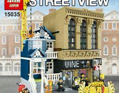Image result for lego newspaper building