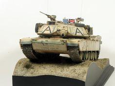 Constructive Comments Discussion Group: M1A1 Abrams AIM.