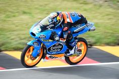 Alex Marquez, German Moto3 2014