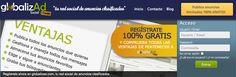 GlobalizAd, una nueva red social de anuncios clasificados.