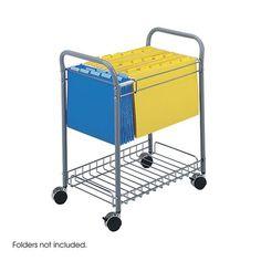 File Carts – Ultimate Office Rack Shelf, Storage Shelves, Storage Spaces, Printer Stand, Mobile File Cabinet, Hanging File Folders, Rolling Storage, New Interior Design