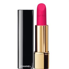 CHANEL - ROUGE ALLURE VELVET LUMINOUS MATTE LIP COLOUR - Elevating matte to a new elegance, this next-generation, non-drying matte lipstick glides on lips with intensely rich colour and a sumptuously soft, velvet matte finish.