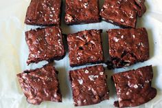 The Best Brownies of Your Life (really)