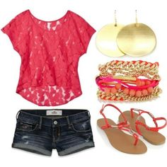 Outfits for Teenage Girls | Multipurpose Summer Outfits 2013 for Teenagers