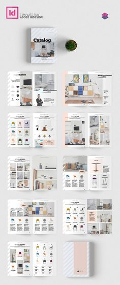 Furniture Stores In Chicago Catalogue Design Templates, Product Catalog Template, Catalogue Layout, Booklet Design, Brochure Design, Product Catalog Design, Product Catalogue, Product Design, Unique Furniture